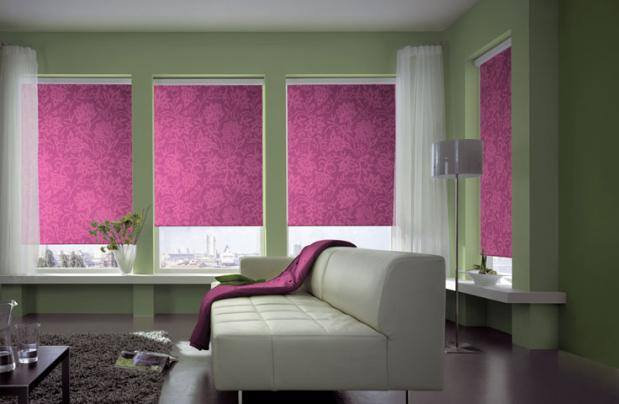 Persona by Comfortex Roller Shades Blinds Galore and More