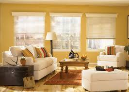 2 Faux Wood Blinds (16)