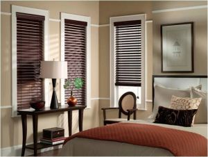 2 Faux Wood Blinds (17)