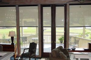 Solar Shades For Patio\'s And See Through Shades (3)
