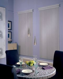 Vertical Blinds  PVC And Fabric (1)