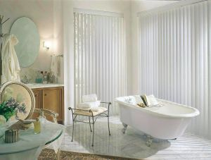 Vertical Blinds  PVC And Fabric (3)