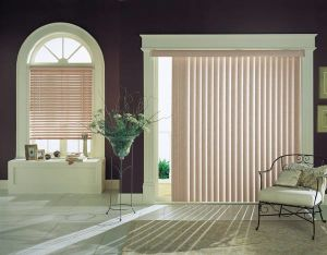 Vertical Blinds  PVC And Fabric (4)
