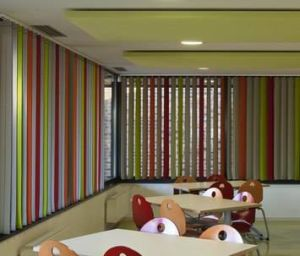 Vertical Blinds  PVC And Fabric (6)
