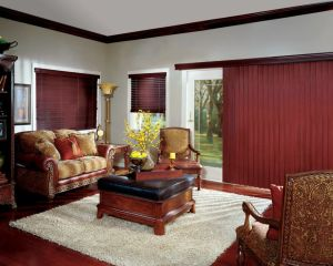 Vertical Blinds  PVC And Fabric (7)