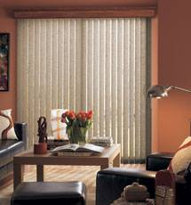 Vertical Blinds  PVC And Fabric (9)