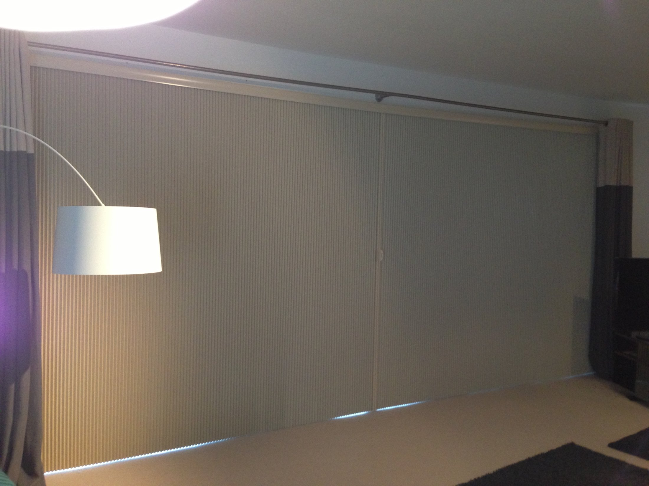 Vertiglides for sliding glass doors Blinds Galore and More