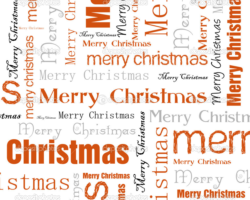 merry christmas text background – Blinds Galore & More • North Port ...