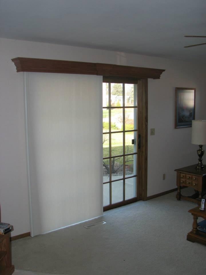 Vertiglides For Sliding Glass Doors Blinds Galore More North
